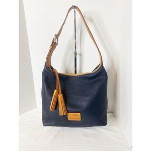 Dooney & Bourke Excellent Condition Navy Blue Bag